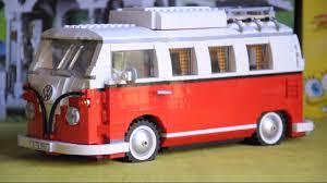 lego volkswagen inside lego volkswagen t1 review youtube