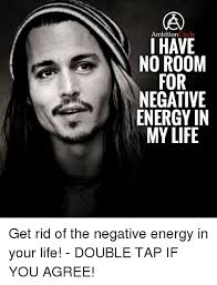 get rid of negative energy cad circle ambition i have no room for negative energy in my life