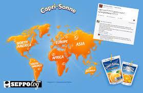 Powerball Map Capri Sonne U201c Wird Endlich International