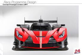 ferrari concept make it make it now this ferrari lmp1 concept sketch is
