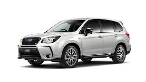 subaru forester black subaru forester ts revealed in japan with 280 ps