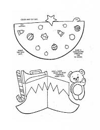 cut out coloring pages fablesfromthefriends com