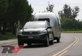 nissan rogue towing capacity 2008 toyota highlander hybrid road test review rv magazine