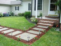 Backyard Pathway Ideas Garden Path Ideas Photos Coryc Me