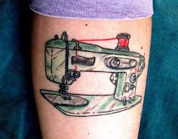 tatoo arm tattoo designs my sewing machine tattoo design