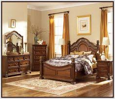 The Le Palais Formal Canopy Bedroom Collection - Carolina bedroom set