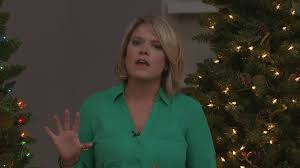 bethlehem lights canterbury slim tree on qvc