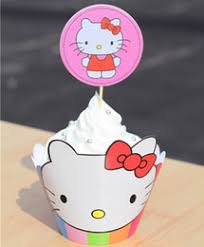 Christmas Cake Decorations For Sale by Hello Kitty Cake Topper Online Hello Kitty Cake Topper For Sale