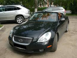 used lexus sc430 for sale uk 2005 lexus sc430 pictures 4 3l gasoline fr or rr automatic