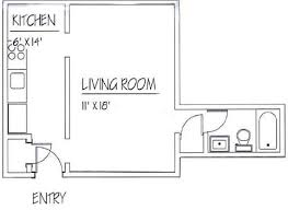 apartment floor plans with dimensions cus view apartments c a white