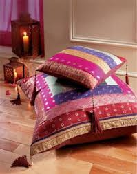 floor cushion seating ideas interior designing how to use old