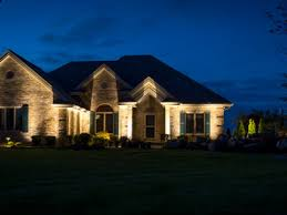 safety security u0026 beauty led landscape lighting installation
