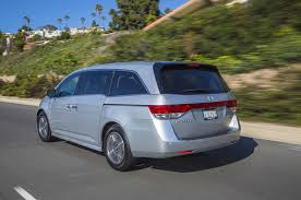 2016 Honda Odyssey Reviews And Rating Motor Trend