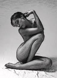 the 25 best woman sketch ideas on pinterest drawing women