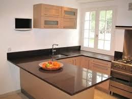 plan de table cuisine table de cuisine plan de travail cuisine en quartz avec plan table