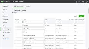 reset quickbooks online assign account numbers in quickbooks online instructions