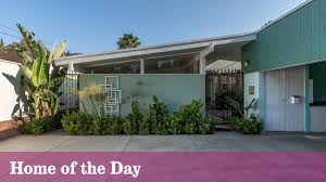 mid century modern home home of the day midcentury modern home in van nuys retains its