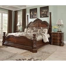 fine design ashley furniture poster bed fashionable ideas north