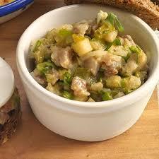 schlesische küche schlesische kuche heringshackerle appetitlich foto für sie