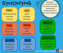 great teaching ideas synonyms and antonyms u2013 englishpost org