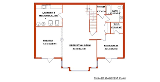 walk out basement floor plans best of house plans with finished walkout basements new home