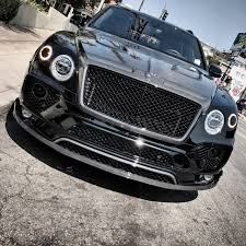 custom bentley bentayga rdbla u2013 mansory bentley bentayga black rdb la five star tires