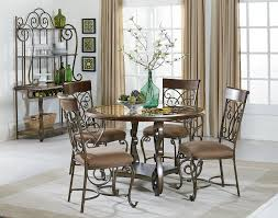 baker dining room chairs ornate baker s rack by standard furniture wolf and gardiner wolf
