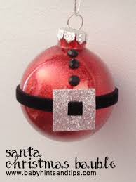 character baubles craft