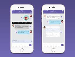 viber adds pinned messages and replies in groups plus broadcast