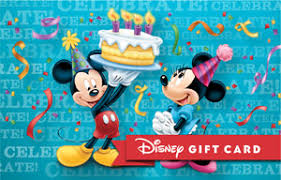 best gift cards best sellers disney gift card