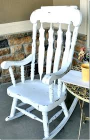 White Rocking Chair Nursery Wooden Rocking Chair For Nursery Wooden Nursery Rocking Chair 5