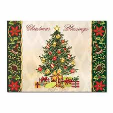 boxed christmas cards christmas blessings boxed christmas cards 0796038230716