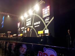a waste of 40 my night at premier league darts u2013 luke aylward