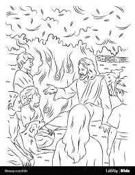 lifeway black friday free coloring sheet jesus loved the children