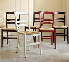 Isabella Side Chair Pottery Barn - Pottery barn dining room chairs