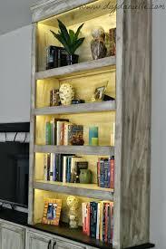 lighted bookshelves u2013 thuillies com