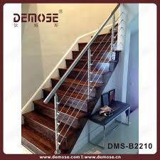 Installing Balusters And Handrails Operation Points On Installing Stainless Steel Balusters And