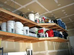 Build Wood Garage Storage Cabinets by The Latest Impressive Above Garage Storage Build Ceiling Home