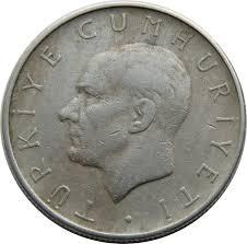 1 lira turkey u2013 numista