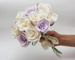 wedding flowers for bridesmaids wedding bouquet paper flower bouquet bridesmaids flowers