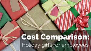 best holiday gifts for employees 10 to 125 and up