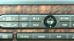 2012 nissan titan navigation overview youtube