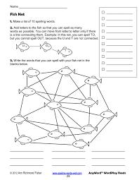 fifth grade spelling worksheets worksheets