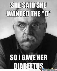 The D Meme - she wants the d by jlj101 meme center