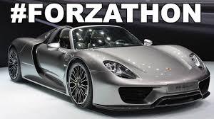 Porsche 918 List Price - forzathon putting on a show forza horizon 3 free porsche 918