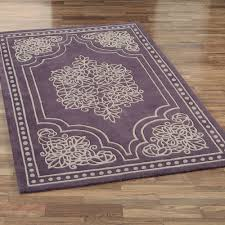 Purple Rugs For Bedroom Vintage Lace Area Rugs