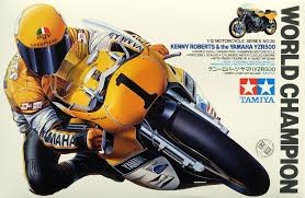 kenny motocross gear yamaha yzr 500 g p w kenny roberts t14026 a 58 30 modelkits123