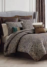 Name Brand Comforters Belk Croscill Bedding Zarina Collection Rustic Discount Sets