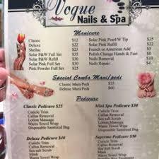 vogue nails spa 19 reviews nail salons 520 e 20th st the