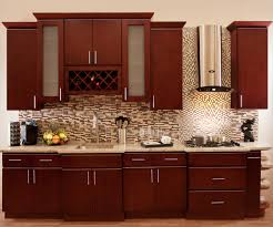 Stainless Steel Kitchen Cabinet Doors Clever Creamy Wall Color Plus Classic Kitchen Design Kitchens